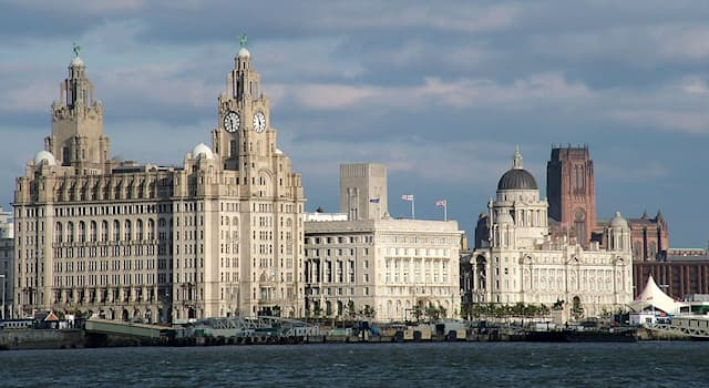Geography Trivia Question: In which country is the city of Liverpool located?