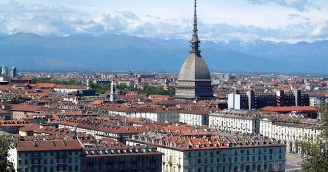 География Вопрос: В какой стране находится город Турин?