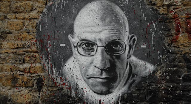 Society Trivia Question: Where was the philosopher, historian and writer Michel Foucault born?