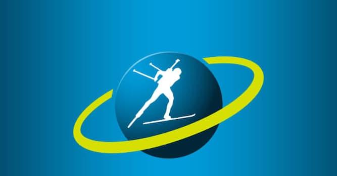 Спорт Вопрос: В каком городе было объявлено о создании Международного союза биатлонистов?