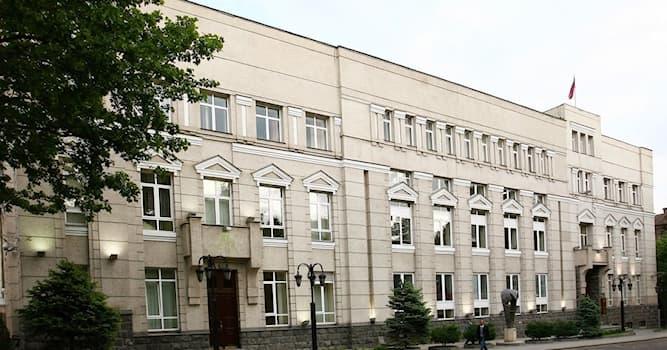Общество Вопрос: В каком городе в 1977 году было совершено уникальное и крупнейшее в истории СССР ограбление банка?