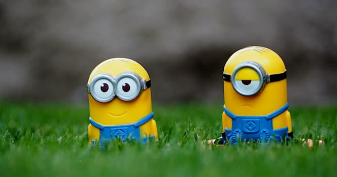 Movies & TV Trivia Question: In which computer-animated comedy film are there minions - small villains' henchmen?
