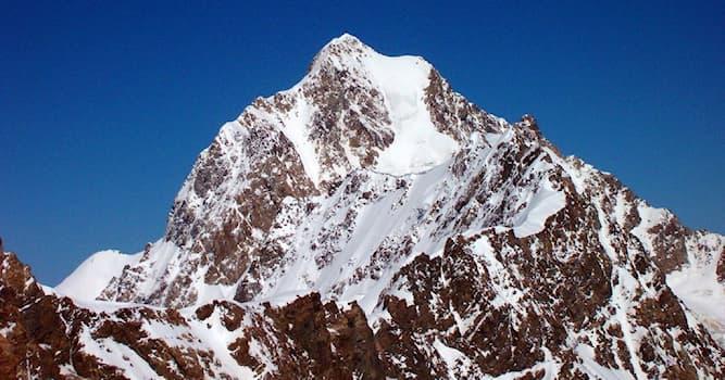 География Вопрос: В каком регионе России находится горная вершина Коштантау?