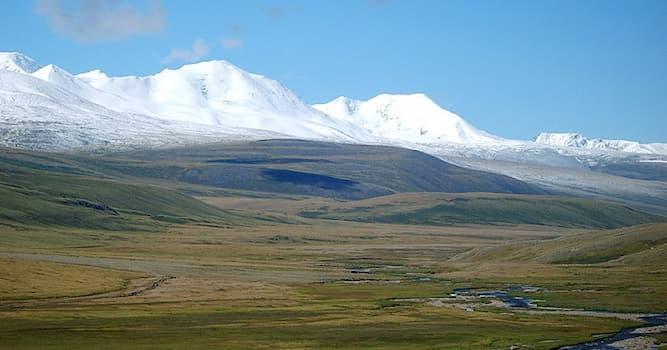 География Вопрос: В каком регионе России находится горная вершина Таван-Богдо-Ула?