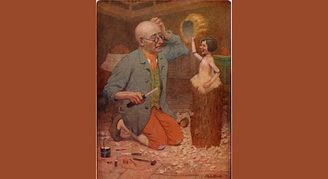 Культура Вопрос: За какие 4 монеты Пиноккио из сказки Карла Коллоди продал свой букварь?