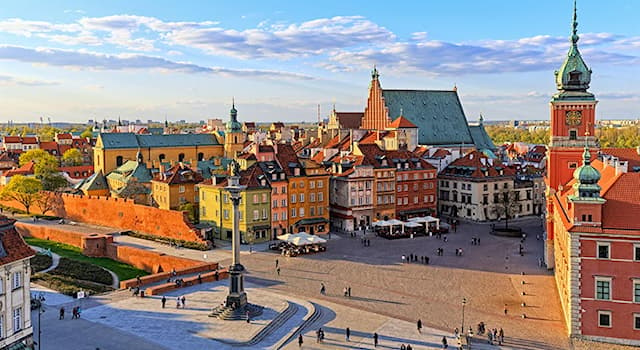 Geography Trivia Question: As of 2021, Warsaw is the most populous city in Poland, but which city is the third most populous?