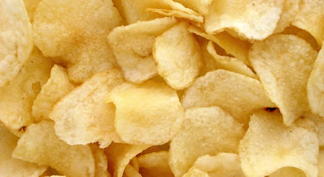 Science Trivia Question: Bags of potato chips are filled with what gas?
