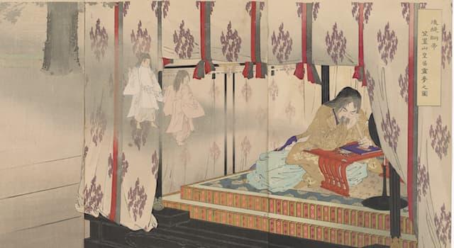 История Вопрос: Что делали императоры Японии после того, как уходили в отставку (в период с 1086 по 1840 гг.)?