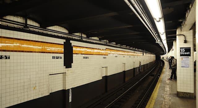 Спорт Вопрос: Что как можно быстрее должны посетить участники соревнований Subway Challenge?