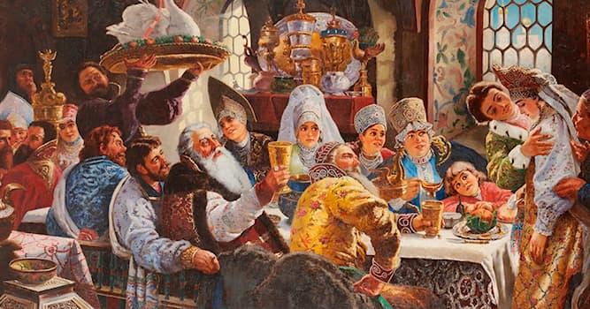 Культура Вопрос: Что кричат пирующие во время русского, белорусского, украинского и польского свадебного застолья?
