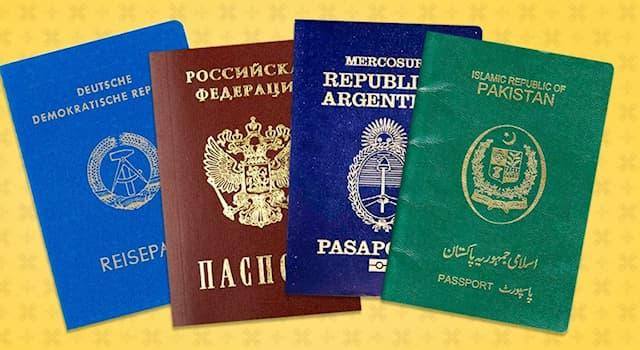 Общество Вопрос: Что означает в дословном переводе слово «паспорт»?