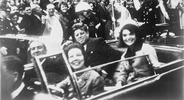 История Вопрос: Что стало причиной смерти американского президента Джона Кеннеди?
