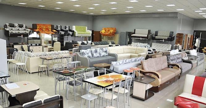 Общество Вопрос: Что является самым распространённым и массовым видом мебели?