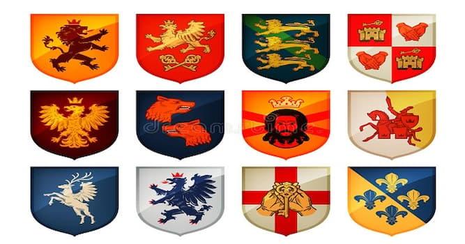 Cultura Pregunta Trivia: ¿Cómo se llama la disciplina que explica el significado de los escudos de armas?