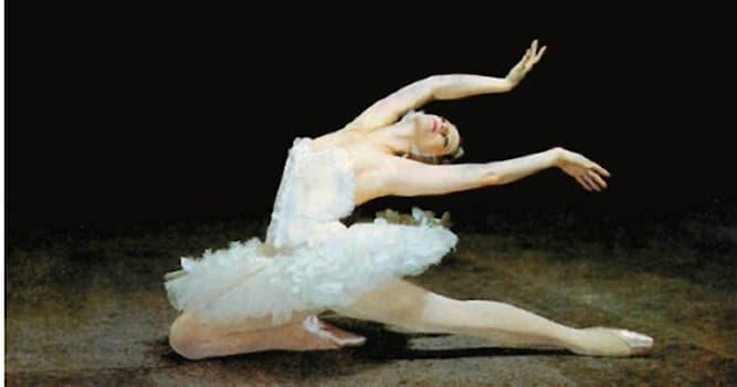 Культура Вопрос: Для какой балерины хореографическая миниатюра «Умирающий лебедь» стала визитной карточкой?