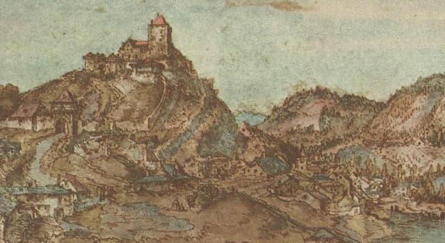Культура Вопрос: Дунайская школа — направление изобразительного искусства XVI века, особенно распространившееся в какой стране?