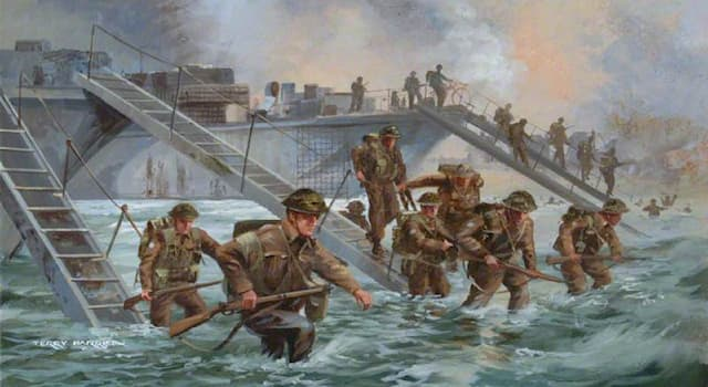 History Trivia Question: During WWII, how many Victoria Cross medals were awarded for D-Day (6 June 1944)?