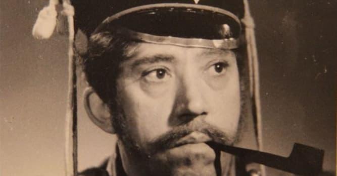Культура Вопрос: Это фото кинопробы Юрия Никулина в роли, которую сыграл в этом фильме другой актёр. Как называется этот фильм?