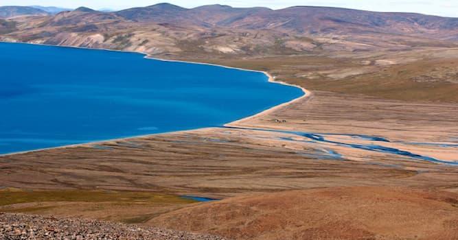 География Вопрос: Где находится озеро Эльгыгытгын?