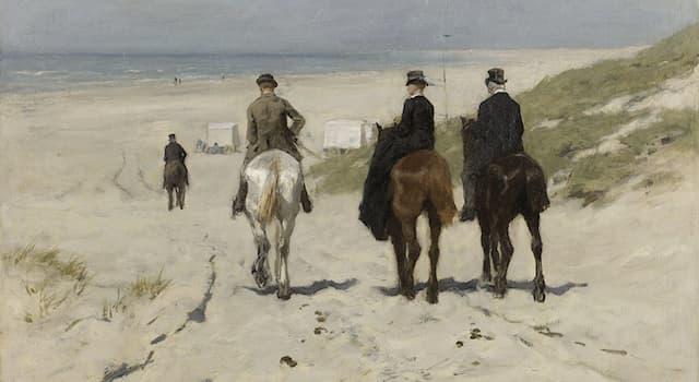 Культура Вопрос: Группу каких художников объединяет Гаагская школа живописи, основанная во второй половине XIX века?