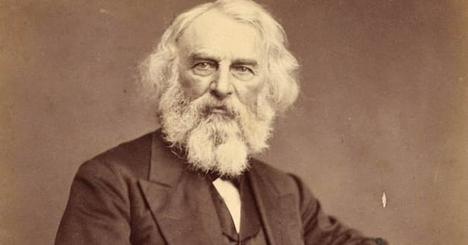 Culture Trivia Question: Henry Wadsworth Longfellow is known for being which one of the following?