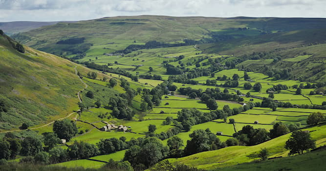 Culture Trivia Question: How is the village of Haworth near Bradford, England popularly known?