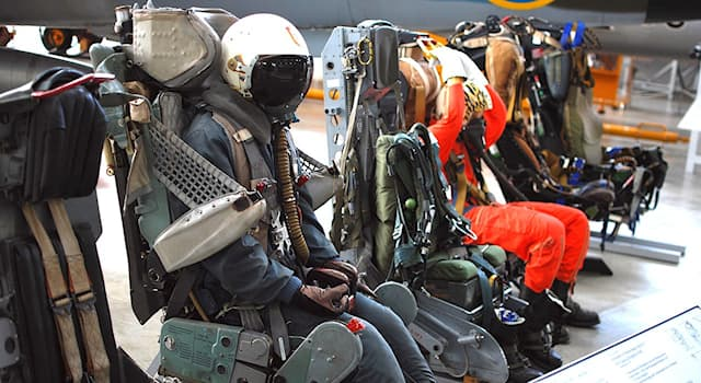 Society Trivia Question: How many commercial jetliners have been fitted with ejection seats?