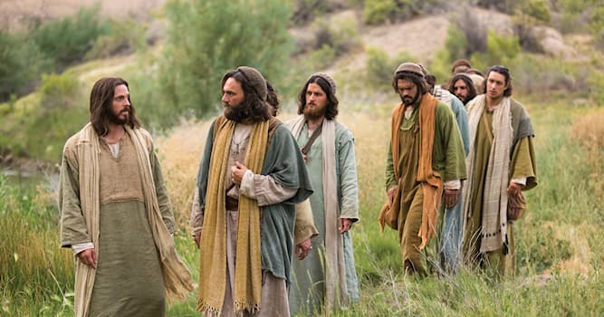 Culture Trivia Question: How many primary apostles followed Jesus?