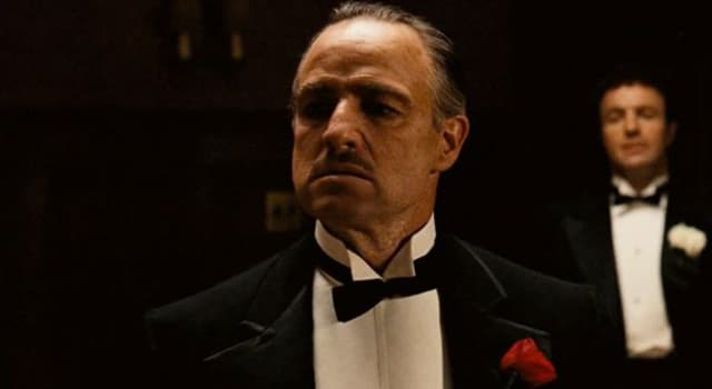 """Movies & TV Trivia Question: How many times does the word """"Mafia"""" appear in the film """"The Godfather""""?"""