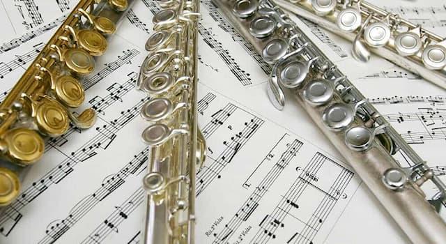 Culture Trivia Question: 'Il gardellino' and 'La tempesta di mare' are among the nicknames for flute concertos by which composer?