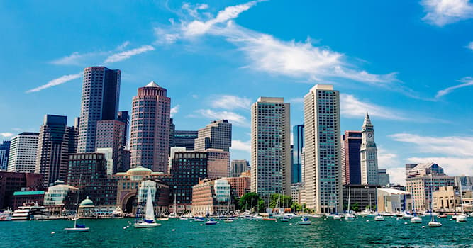 History Trivia Question: In January 1919, what disaster hit Boston, Massachusetts?