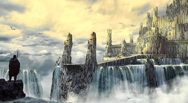 Culture Trivia Question: In Norse mythology, which god rules over Valhalla?