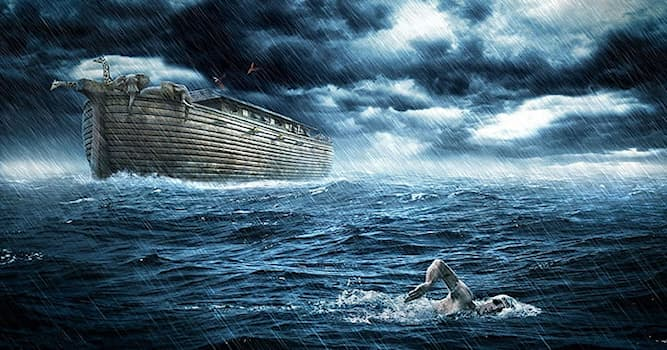 Culture Trivia Question: In the Bible, who built the Ark?
