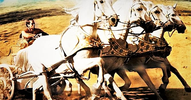 """Movies & TV Trivia Question: In the film """"Ben Hur""""' what are the names of the horses used by Ben Hur in the great chariot race?"""
