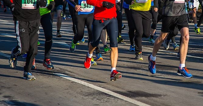 Sport Trivia Question: In which European city is a marathon race annually held on January 1st?
