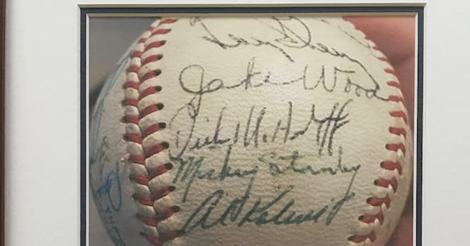 Sport Trivia Question: In which year did U.S. Major League Baseball ban spitballs?