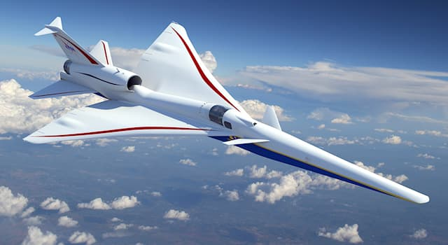 History Trivia Question: In which year was the first supersonic flight by an airliner?