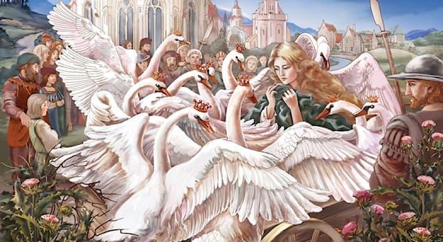Культура Вопрос: Из чего Элиза сплела братьям рубашки, чтобы освободить их от колдовских чар в сказке «Дикие лебеди»?