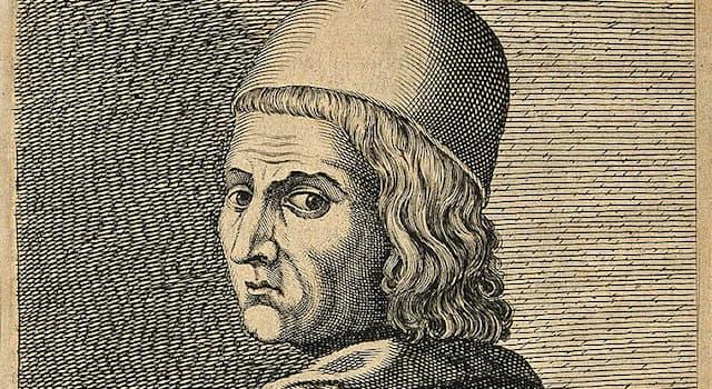 Общество Вопрос: Из какой страны родом философ, гуманист, астролог и католический священник Марсилио Фичино?