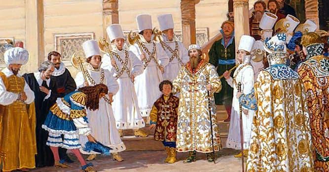 История Вопрос: Как на Руси называли оруженосца и телохранителя великого князя или царя?