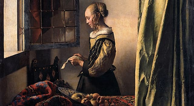 Culture Trivia Question: What is the name of this painting by Dutch painter Johannes Vermeer?