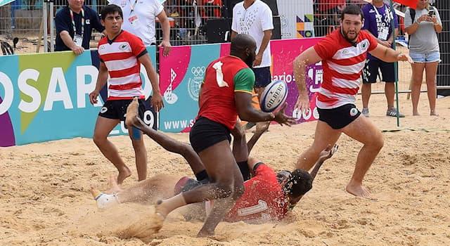 Спорт Вопрос: Как называется представленный на фото вид спорта?