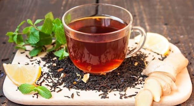 Общество Вопрос: Как называется сильно ферментированный чай?