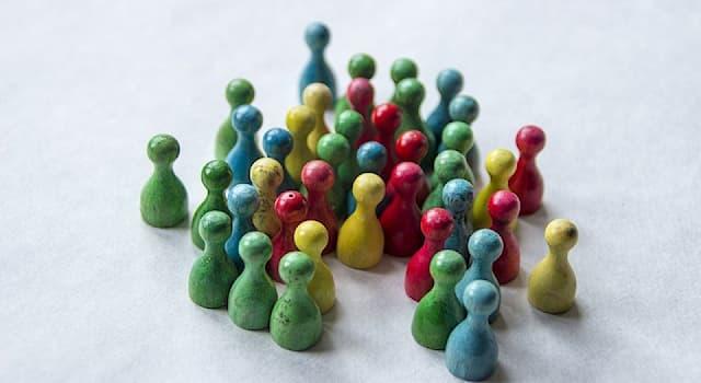 Общество Вопрос: Как называется совокупность умственных, эмоциональных, культурных особенностей, присущих общественной группе?
