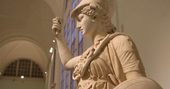 Культура Вопрос: Как родилась древнегреческая богиня Афина Паллада?