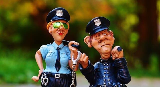 Общество Вопрос: Как в просторечии называют сотрудника полиции во Франции?