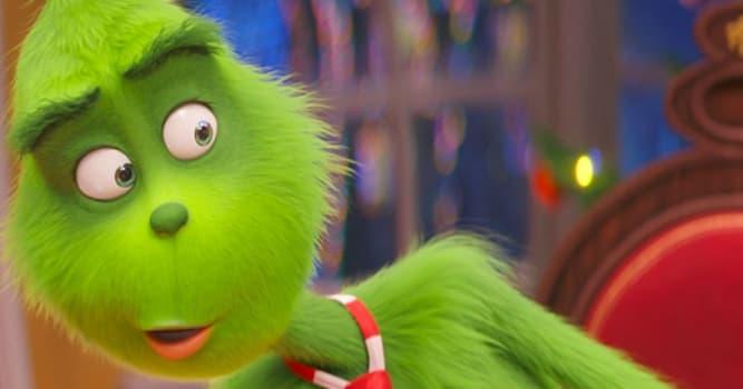 Кино Вопрос: Как звали зелёного гуманоида, который не любил новый год?