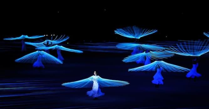 Культура Вопрос: Какая балерина исполнила«танец голубки мира»нацеремонии открытия XXII зимних Олимпийских игр 2014в Сочи?