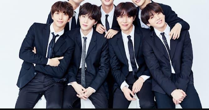 Общество Вопрос: Какая корейская к-поп группа изображена на фотографии выше?