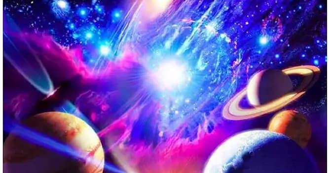 Наука Вопрос: Какая наука изучает Вселенную?